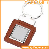 Promotional Gift Leather Keychain with Low Price (YB-LK-05)