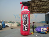 Giant Inflatable Bottle Replica Model