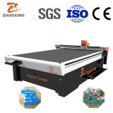 advertising pvc board kt board sticker cutting machine