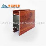 Aluminum Profile Extruded Aluminium for Slider Door and Windows Handle Production