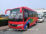 Hot Sale Shaolin 15-24 Seats 6meters Length City Bus
