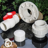 Customized Color PVC White Pipe and Fitting