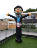 Advertising Inflatable Abraham Inflatable Cartoon Character to Holland K9039