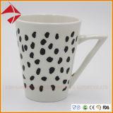 Promotional Wholesale Ceramic V Shaped Coffee Mug/Ceramic Cup/Coffee Mug Set