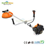 New! 32.7cc Grass Trimmer and Petrol Lawn Mower with Bike Handle