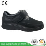 Casual Comfortable Diabetic Shoes with PU+Rubber Outsole