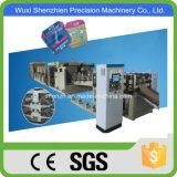 China Automatic Kraft Paper Bag Making Machine