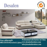 New Arrival Leather Sofa with Factory Wholesale Price (8016)