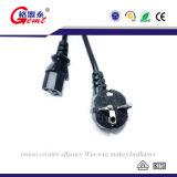 Grand European Standard 3pins Round Power Plug for Wholesale Price