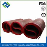 High Temperature PTFE Coated Fiberglass Mesh Conveyor Belts