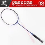 Square Head ISO Shape Sporting Goods Carbon Badminton Graphite Racket
