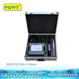 Latest Digital Signal Processing Chip Pqwt-Cl300 Water Leakage Detector for 3 Meters