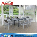 2018 Popular Design Outdoor Dining Furniture Garden Table Chair Set
