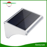 Green Power Solar LED Light Outdoor Wall Mounted Aluminium Solar Security Garden Lighting