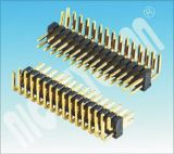 Competitive Price pH: 1.27mm Dual Rows Right Angle Connector Pin Header