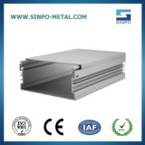 Profession Aluminum Profile with Finish Machining