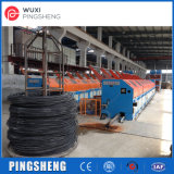 CO2 Gas Shield Welding Wire Drawing Machine and Copper Coating Line Complete Production Line