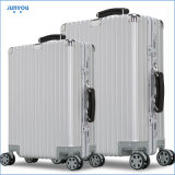 Good Quality New Design 20'' All Aluminum Travel Suitcase Luggage