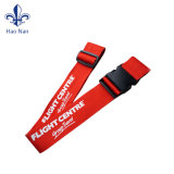 Make in China Cheap Silk Screen Luggage Strap