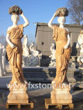 Marble Sculpture Stone Carving Marble Statue (MST-005)