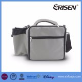 Promotion Insulated Lunch Cooler Bag with Bottle Holder