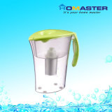 Plastic Drinking Water Pitcher with Timer and Filter (HWP-Y3)
