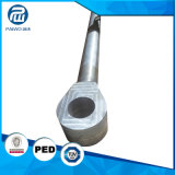 CNC Machining Forging Chromed Long Solid Hydraulic Piston Rod