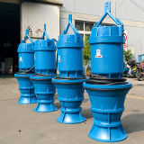 Axial/Mixed Flow Submersible Propeller Pump