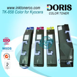 Tk855 Tk856 Tk857 Tk858 Tk859 Color Copier Toner Cartridge for Kyocera Taskalfa 400ci 500ci 552ci