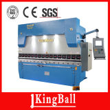 Delem CNC Press Brake, Electro-Hydraulic Servo Motor Synchro Press Brake