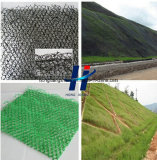 Three -Dimensional Geomat of Erosion Control Mat Polypropylene