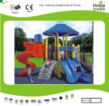 Kaiqi Cute and Colourful Slide Set for Children′s Playground (KQ35069A)