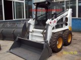 CE Approved Mini Skid Steer Loader (HQ663) with Low Price