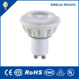220V AC 5W COB Gu5.3 LED Spotlight Lamp