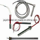 Stainless Steel Tube Electric Resistance Industrial Immersion Cartridge Heater