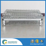 Customized Folding Storage Cage for Warehouse with Ce