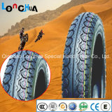 Qingdao Motorcycle Tire and Tube with Top Quality (80/100-14)