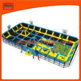 2014 Kiddy New Outdoor Cheap Trampoline for Sale