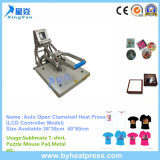 Auto Open Heat Press Machine LED Controller Model