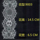 New Design Fashion Eyelash Lace with Oeko-Tex Certification