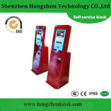 Outdoor Floorstanding Touch Screen Multifunction Self Service Kiosk
