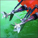 Outboard Motor Parts Marine Propeller for Dual Prop
