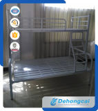 Wholesale High Quality Powder Coated Dormitory Steel Bed for Student