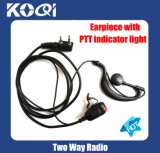 High Quality Two-Way Radio Earphone for Tk-2207 Walkie Talkie