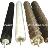 Nylon or PP Fruit Cleaning or Polishing Roller Brush (YY-090)