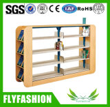 Cheap Library Furniture Wooden Bookshelf for Wholesale (ST-22)