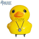Children Amusement Park Equipment Attractive Duck Kiddie Ride