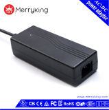 12V 5A AC DC Adapter Desktop Type Switching Power Supply