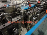 Rittal System Electric Cabinet Frame Base Pillar Roll Forming Production Machine