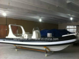 Liya 20FT Rubber Fishing Rigid Inflatable China Rib Boat (HYP620A)